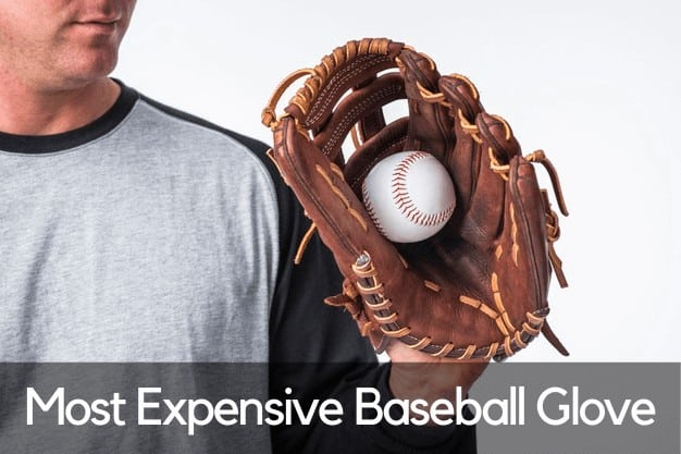 most expensive baseball glove in the world featured image