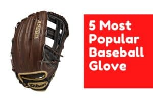 most popular baseball gloves featured image